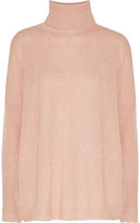 Joie Nuan Oversized Cashmere Turtleneck Sweater