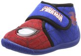 Spiderman Boys' SP004403 High Slipper Boots,12UK Child