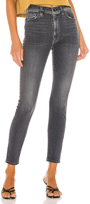 Hudson Barbara High Waist Super Skinny Ankle. - size 24 (also