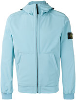 Stone Island Light Soft Shell jacket - men - Polyester/Spandex/Elastane - XXL