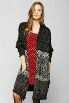 Urban Outfitters Ecote Intarsia Cozy Cardigan