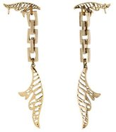 Lulu Frost Ear Cuff Drop Earrings