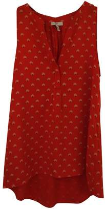 Joie Red Silk Top for Women