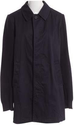 Marni For H&M For H&m Blue Cotton Coats
