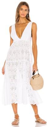 PQ Anne Eyelet Dress