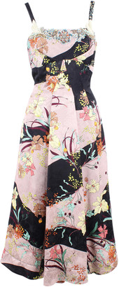 Antonio Marras Viscose Dress