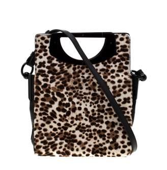 Christian Louboutin Beige Pony-style calfskin Handbags
