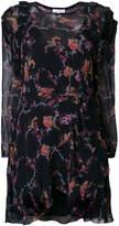 IRO floral print flared dress