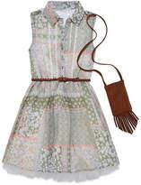 Knitworks Knit Works Shirt Dress - Girls' 7-16