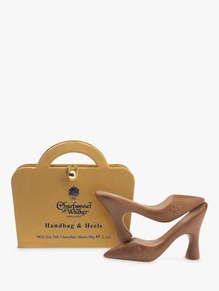 Charbonnel et Walker Milk Sea Salt Chocolate Shoes, 60g