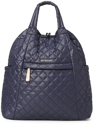 MZ Wallace Metro Convertible Backpack