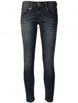 R 13 five pocket design jeans