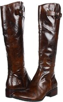 Børn Brea - Crown Collection (Tan Brush Off) - Footwear