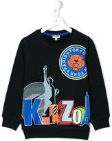 Kenzo Badge sweatshirt
