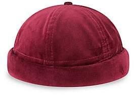 New Era Men's Velvet Skully Hat