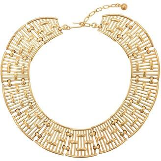 Susan Caplan Vintage 1970s Vintage Trifari Necklace