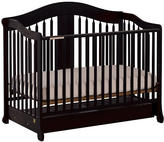 Stork Craft Storkcraft Rochester Stages Crib With Drawer - Black