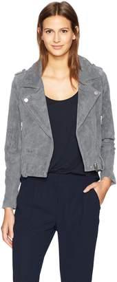 Blank NYC [Blanknyc] [BLANKNYC] Women's Suede Moto Outerwear