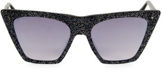 Colors In Optics Metropolitan 55MM Cat Eye Sunglasses