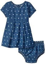 Splendid Littles Printed Dot Dress (Infant)
