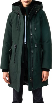 Mackage Beckah Powder Touch Waterproof Down Coat