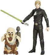 Hasbro Star Wars: Episode VI Return of the Jedi 3.75-in. Desert Mission Armor Luke Skywalker Figure by