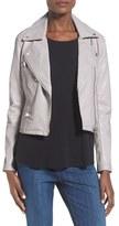 Blank NYC Women's Blanknyc Faux Leather Moto Jacket