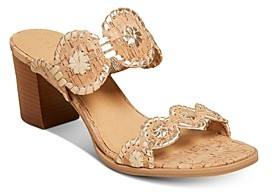 Jack Rogers Women's Lauren High-Heel Sandals