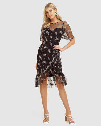 Cooper St Makayla Asymmetric Dress