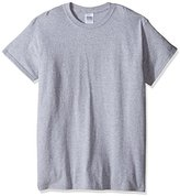 Gildan Men's Ultra Cotton Tee, Sport Grey, Medium