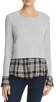 Generation Love Noa Layered-Look Top