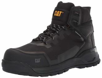 Caterpillar Men's Propulsion Waterproof CT Construction Boot Golden 7 W US