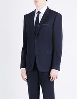 The Kooples Classic-fit Wool And Mohair-blend Jacket