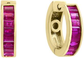 Effy Fine Jewelry 14K 1.52 Ct. Tw. Ruby Earrings