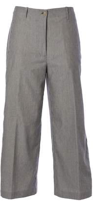 Semi-Couture Semicouture SEMICOUTURE Cropped Trousers