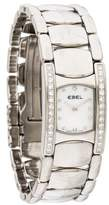 Ebel Beluga Manchette Watch