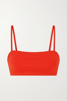 Eres Les Essentiels Azur Bikini Top - Red