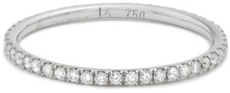 Ileana Makri Diamond & 18kt White-gold Ring - White Gold