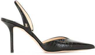 Jimmy Choo Thandi 85 slingback pumps