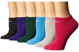Nike Training Lightweight No-Show 6-Pair Pack Women's No Show Socks Shoes