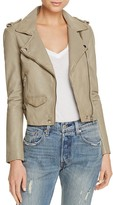 Linea Pelle Axel Washed Leather Jacket