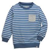 Sovereign Code Boys' Crewneck Striped Sweatshirt - Big Kid