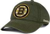 Reebok Boston Bruins Textured Slouch Cap