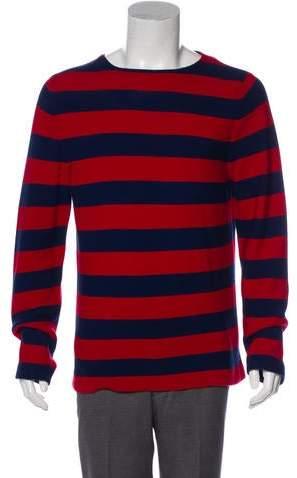 Gucci Modern Future Striped Sweater