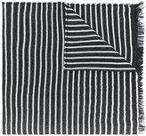 Eleventy long striped scarf