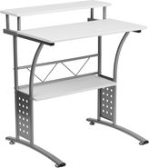 Asstd National Brand Clifton Computer Desk