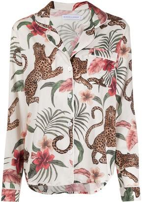 Desmond & Dempsey Soleia pajama set