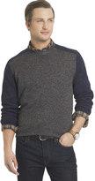 Arrow Big & Tall Classic-Fit Colorblock Fleece Sweater