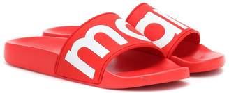 Isabel Marant Howee PVC slides