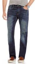 Buffalo David Bitton Driven-X Relaxed Straight-Leg Jeans